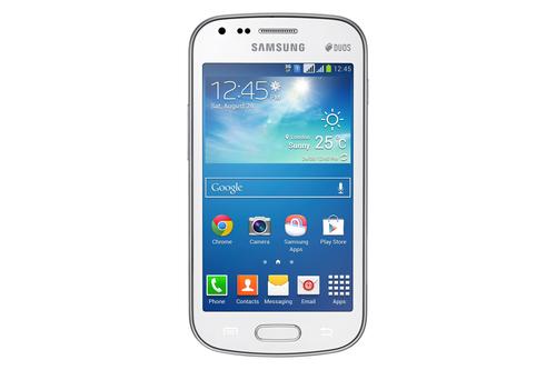 Samsung Galaxy S Duos GT-S7582 4GB Weiß (Weiß)