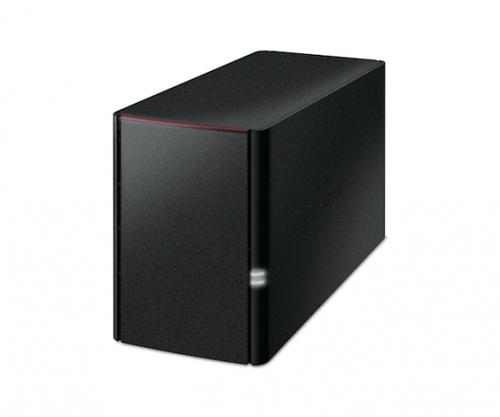 Buffalo LinkStation 220, 2TB (Schwarz)