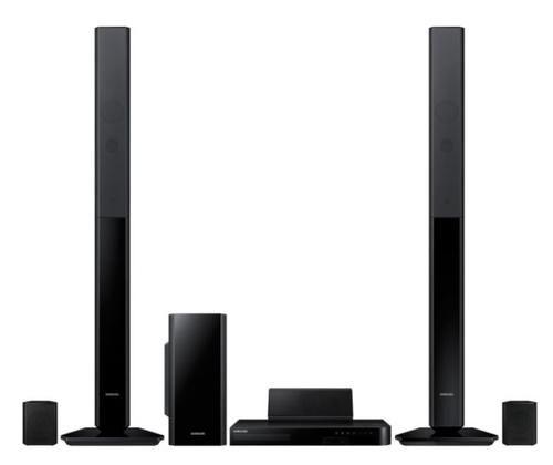 Samsung HT-H5530 Home-Kino System (Schwarz)