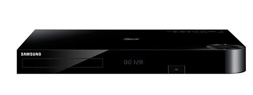 Samsung BD-H8500 Blu-Ray Spieler (Schwarz)