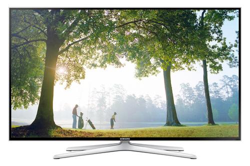 "Samsung UE50H6470SS 50"" Full HD 3D Kompatibilität Smart-TV WLAN Schwarz (Schwarz)"