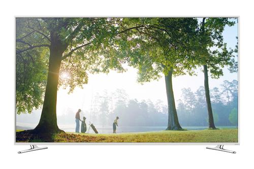 """Samsung UE48H6410 48"""" Full HD 3D Kompatibilität WLAN Weiß (Weiß)"""