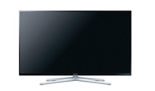 "Samsung UE55H6590SV 55"" Full HD 3D Kompatibilität Smart-TV WLAN Schwarz, Silber (Schwarz, Silber)"