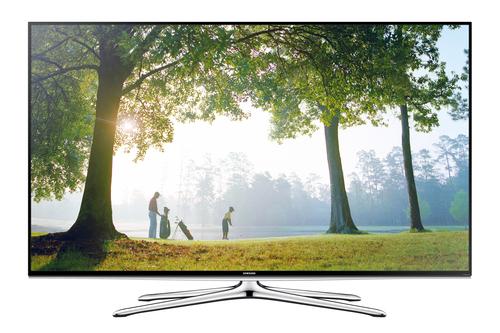 "Samsung UE50H6270SS 50"" Full HD 3D Kompatibilität Smart-TV WLAN Schwarz (Schwarz)"