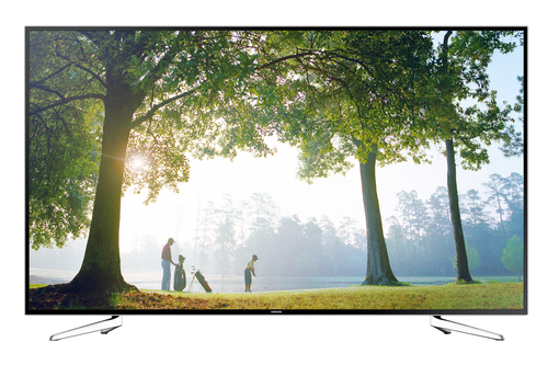 Samsung UE75H6470SS 75" Full HD 3D Kompatibilität Smart-TV WLAN Schwarz (Schwarz)