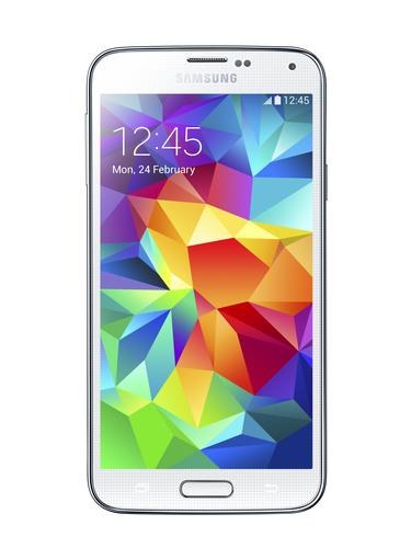 Samsung Galaxy S5 SM-G900F 16GB 4G White (Weiß)