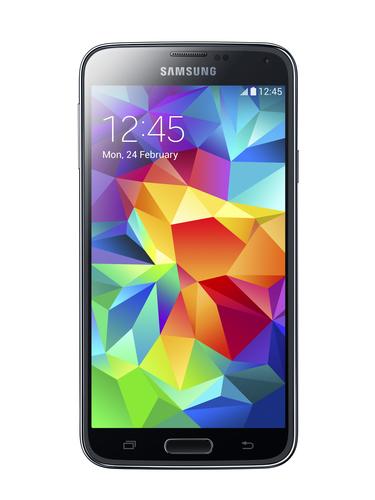 Samsung Galaxy S5 SM-G900 16GB 4G Schwarz (Schwarz)