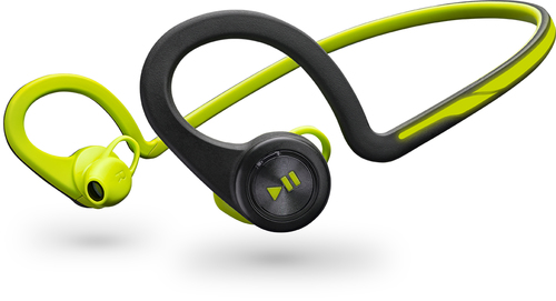 Plantronics BackBeat FIT (Schwarz, Grün)