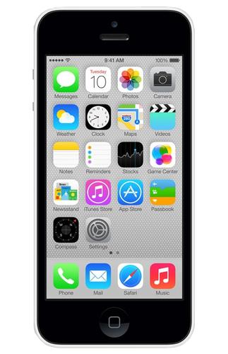 Apple iPhone 5c 8GB 4G Weiß (Weiß)