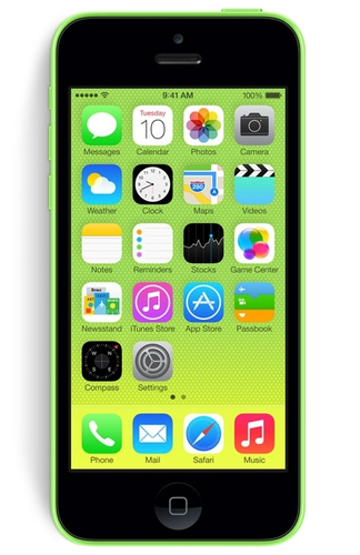 Apple iPhone 5c 8GB 4G Grün (Grün)