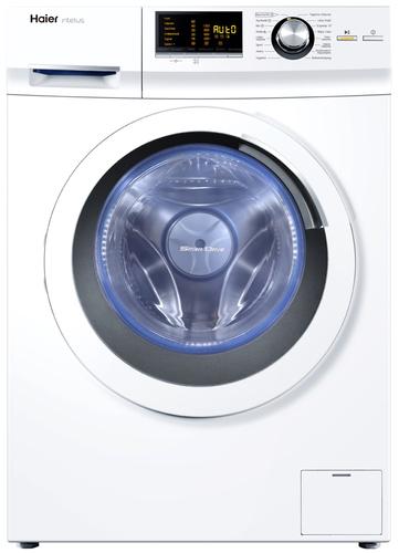Haier HW80-B14266 Waschmaschine (Weiß)