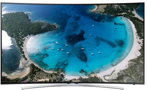 "Samsung UE65H8000SZ 65"" Full HD 3D Kompatibilität Smart-TV WLAN Schwarz, Silber (Schwarz, Silber)"