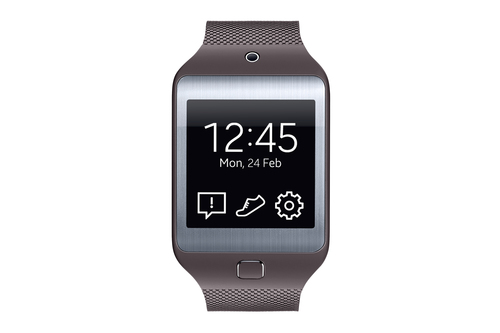 Samsung Gear 2 Neo (Grau, Grau)