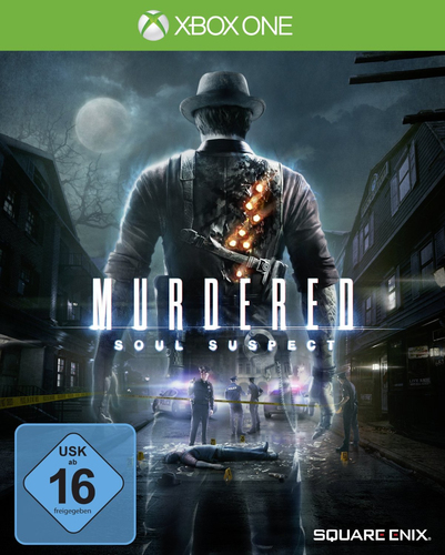 Square Enix Murdered: Soul Suspect, Xbox One