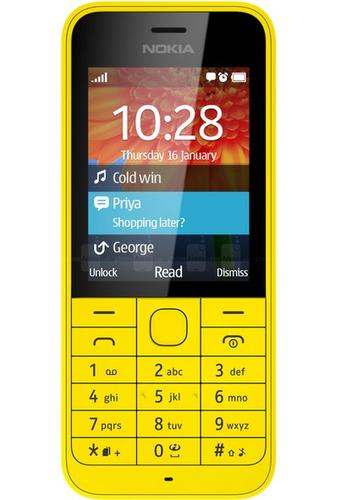Nokia 220 Dual SIM (Gelb)