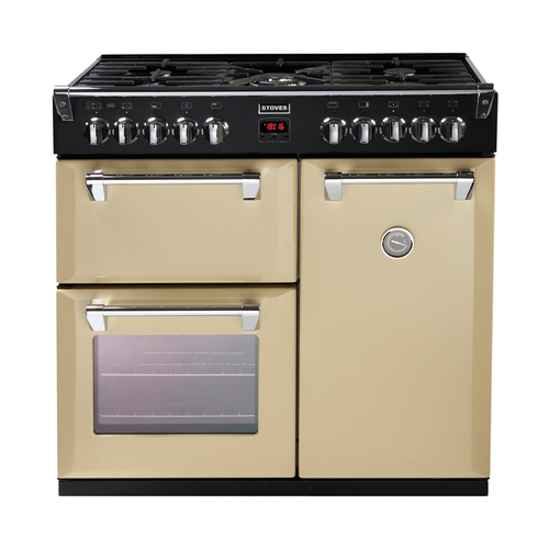 Stoves Richmond 900DFT (Schwarz, Champagner)