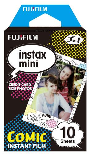 Fujifilm P10GM51211A 10Stück(e) 54 x 86mm Sofortbildfilm