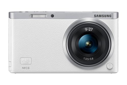 Samsung NX Mini (Weiß)