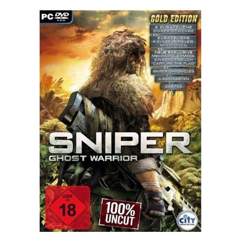 Ubisoft Sniper Ghost Warrior 2 Gold Edition, PC
