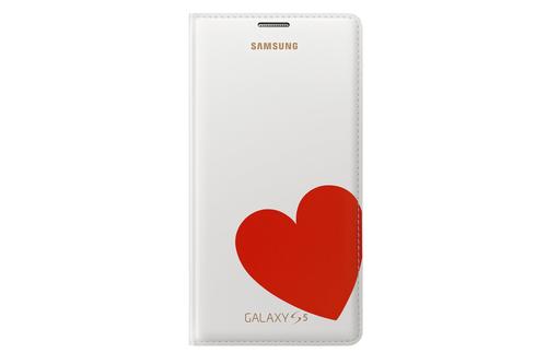 Samsung EF-WG900R (Rot, Weiß)