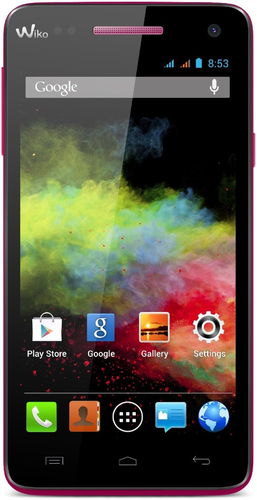 Wiko RAINBOW 4GB Pink (Pink)