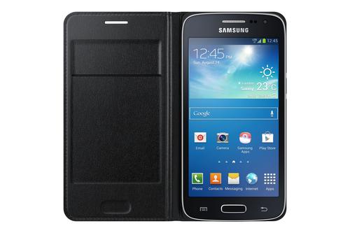 Samsung EF-WG386BBEGWW Handy-Schutzhülle (Schwarz)