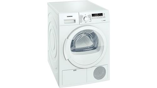 Siemens WT46B200 Wäschetrockner (Weiß)