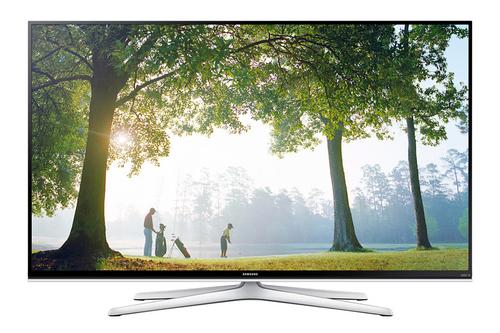 """Samsung UE55H6740 55"""" Full HD 3D Kompatibilität Smart-TV WLAN Schwarz (Schwarz)"""