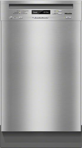 Miele G 4800 SCU (Edelstahl)