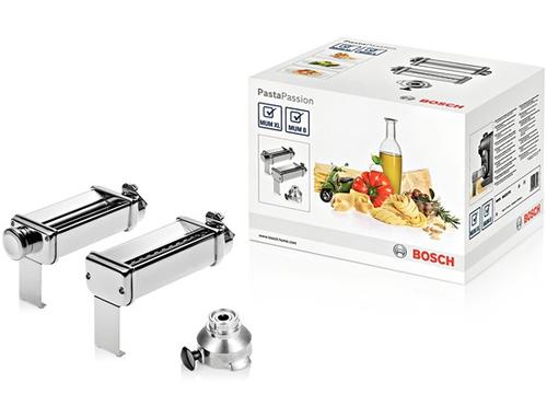 Bosch MUZXLPP1 Pasta und Ravioli-Macher (Edelstahl)