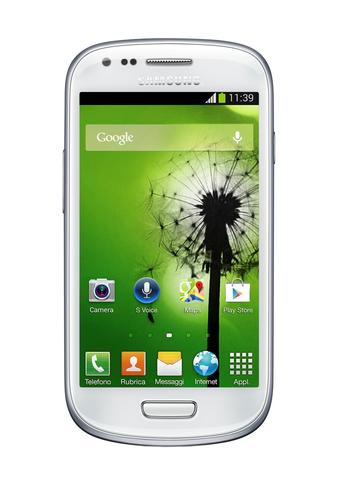 Samsung Galaxy S III mini GT-I8200 8GB Weiß (Weiß)