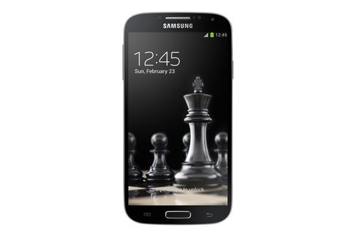 Samsung Galaxy S4 VE GT-I9515 16GB 4G Schwarz (Schwarz)