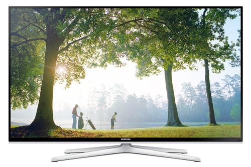"""Samsung UE40H6600SV 40"""" Full HD 3D Kompatibilität Smart-TV WLAN Schwarz, Metallisch (Schwarz, Metallisch)"""
