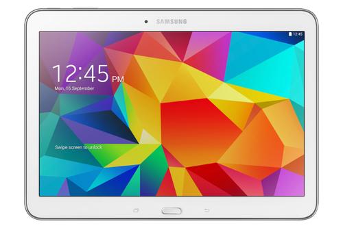 Samsung Galaxy Tab 4 10.1 LTE (Weiß)
