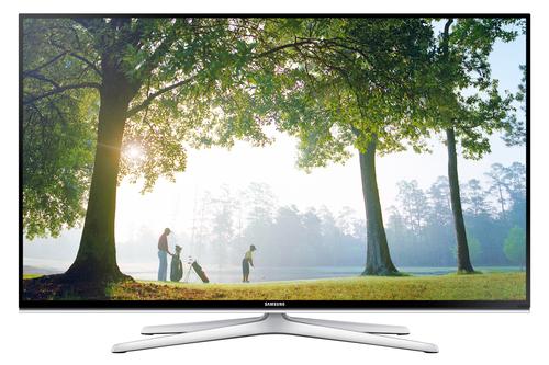 "Samsung UE55H6620SV 55"" Full HD 3D Kompatibilität Smart-TV WLAN Schwarz, Silber (Schwarz, Silber)"