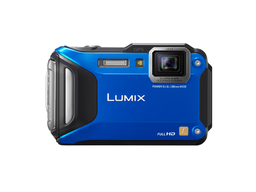 Panasonic Lumix DMC-FT5 (Blau)