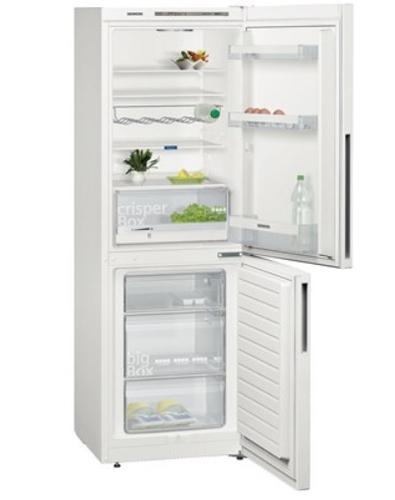 Siemens KG33VVW31 Kühl-Gefrierschrank (Weiß)