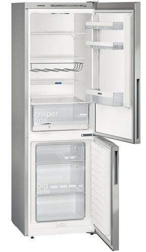Siemens KG36VVI32 Kühl-Gefrierschrank (Edelstahl)