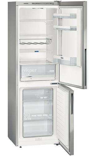 Siemens KG36VVL32 Kühl-Gefrierschrank (Edelstahl)