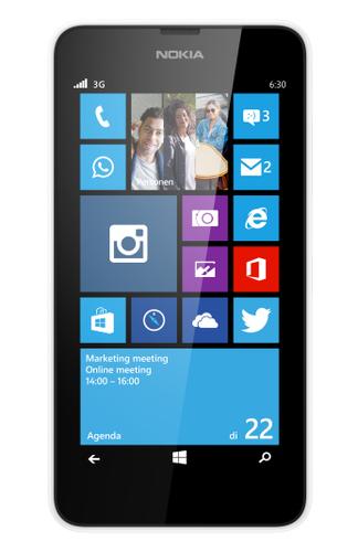 Nokia Lumia 635 8GB 4G Weiß (Weiß)