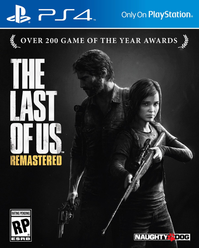 Sony The Last of Us Remastered, PS4