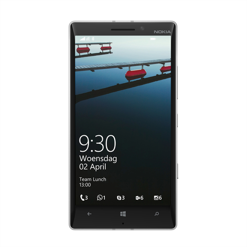 Nokia Lumia 930 Single SIM 4G 32GB Weiß (Weiß)