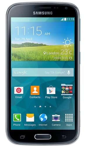 Samsung Galaxy K zoom SM-C115 8GB 4G Blau (Blau)