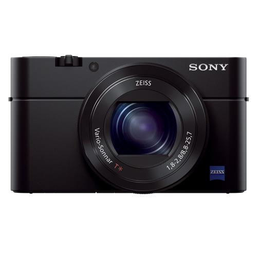 Sony Cyber-shot DSC-RX100M3 (Schwarz)