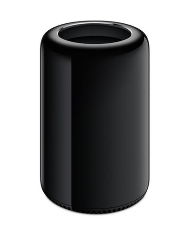 Apple Mac Pro  (Schwarz)