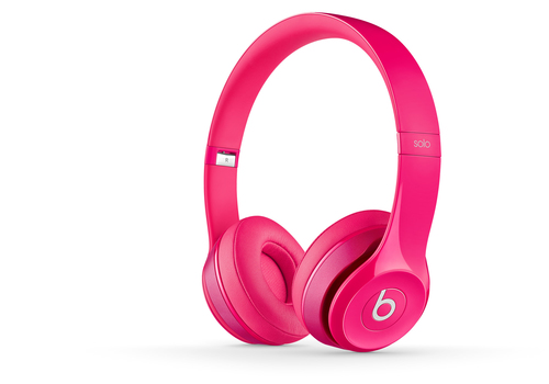 Beats by Dr. Dre Solo2 (Pink)
