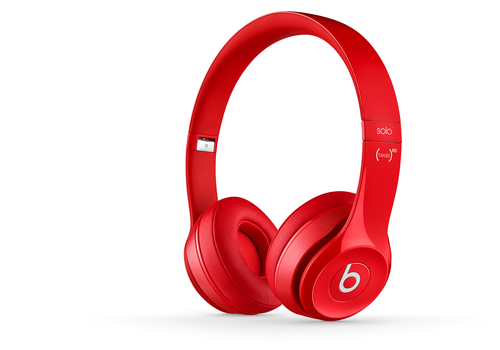 Beats by Dr. Dre Solo2 (Rot)