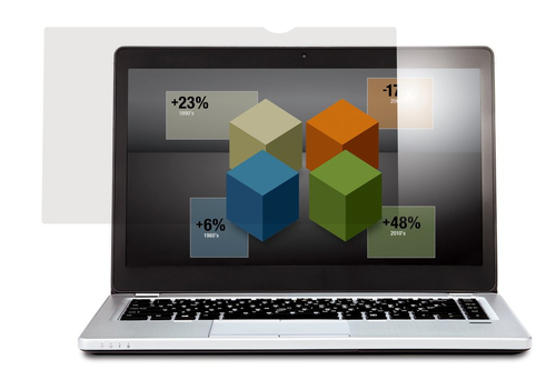 "3M AG14.0W9 Anti-Glare Filter für Widescreen Laptops 14"" (Transparent)"