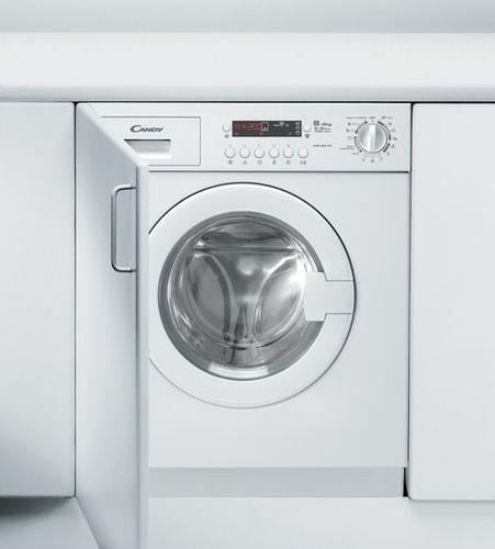 Candy CDB 485DN/1-S Wasch-Trockner (Weiß)