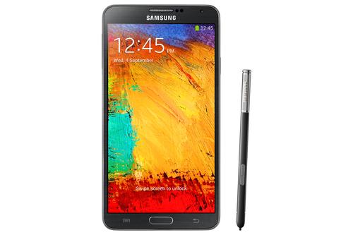 Samsung Galaxy Note 3  (Schwarz)